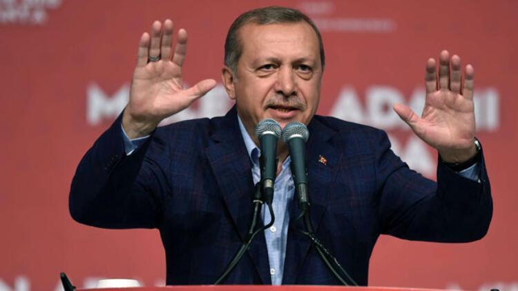 Cumhurbaşkanı Erdoğan'dan Diyanet İşleri Başkanının makam aracıyla ilgili açıklama