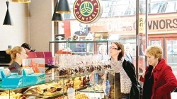 Yılbaşına kadar lokum ve Türk kahvesi bedava