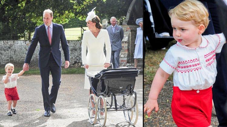 Prens Georgeun hayatı paparazziler yüzünden tehlikede