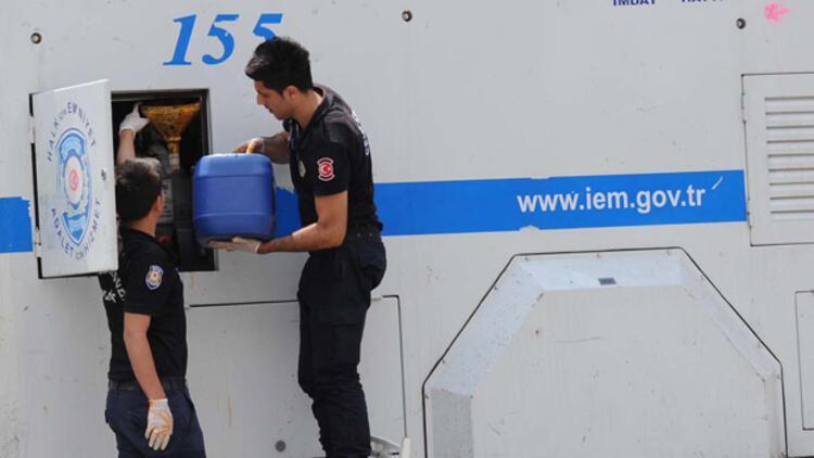 Güler: Gezi olaylarında TOMA suyuna biber gazı koyduk