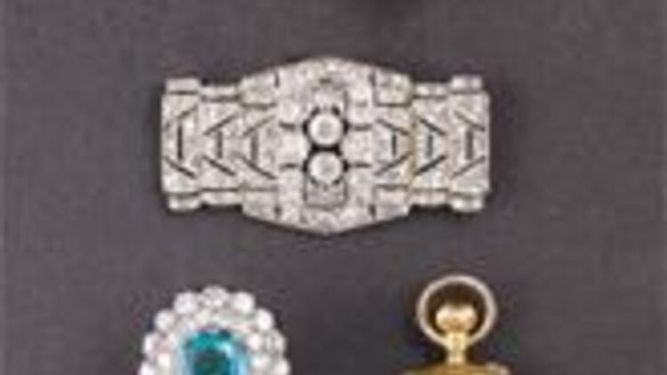 Osmanlı mücevherleri satılıyor