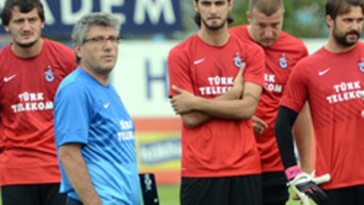 Trabzonspor'da terapi zamanı