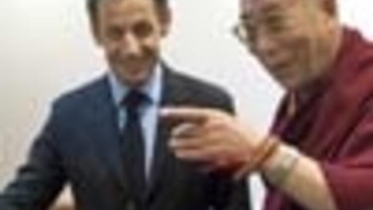 China says Sarkozy will pay for meeting Dalai Lama