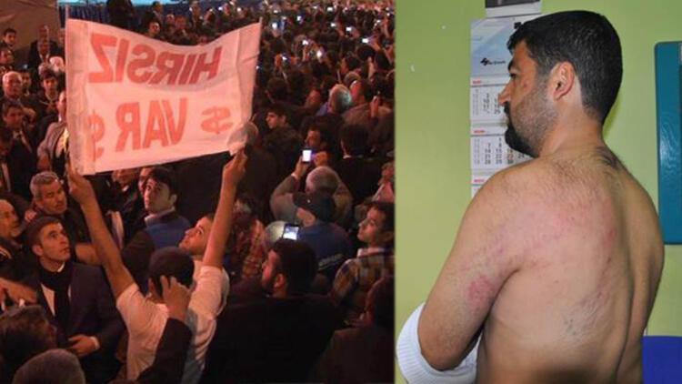 'Hırsız var' pankartı açan vatandaş yaşadıklarını anlattı