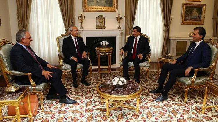 AK Parti kaynakları: Süreli reform hükümeti teklifi edildi
