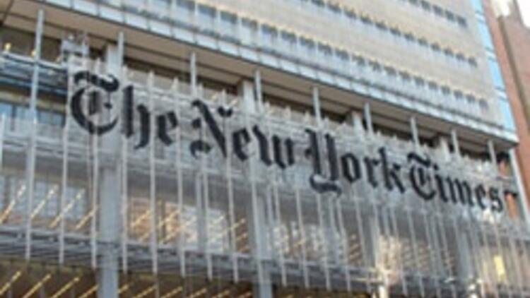 New York Times: İfade özgürlüğünün yanındayız
