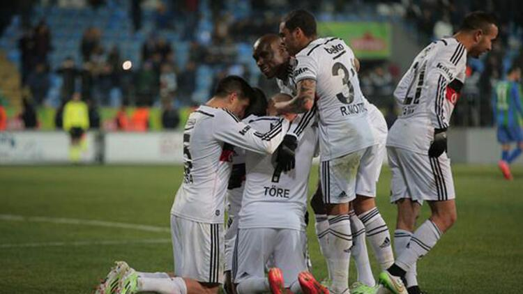 Çaykur Rizespor 1 - 2 Beşiktaş