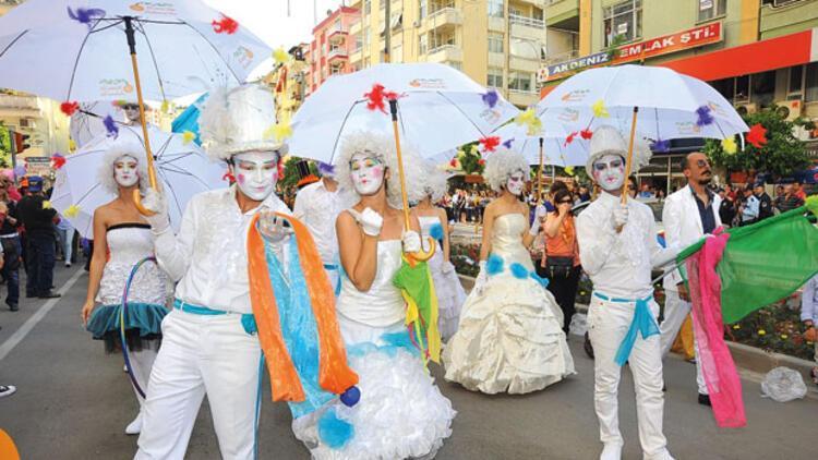 Adana'nın Portakal Çiçeği Karnavalı 12 Nisan'da başlıyor