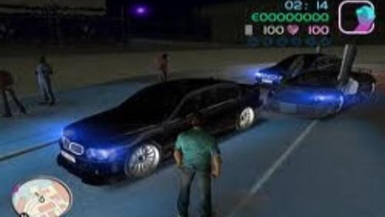 Mobil GTA Vice City'i Türkçe yapın