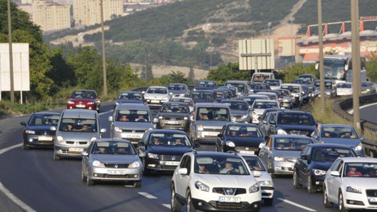 """Trafikte """"makas"""" atana hapis cezası"""