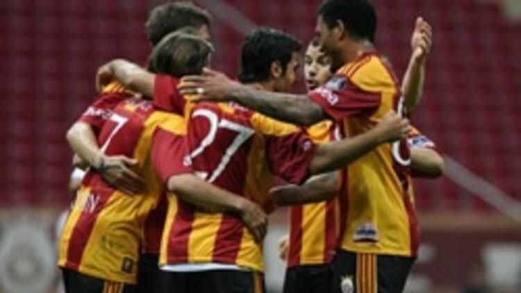 Galatasaray 2-0 Konyaspor