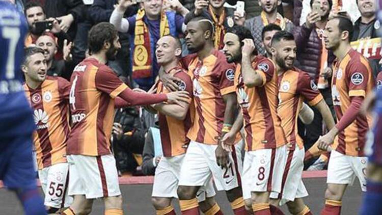 Galatasaray 4 - 2 Kardemir Karabükspor