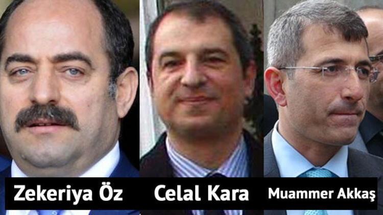 HSYK Zekeriya Öz ile 3 savcı hakkında karar verdi