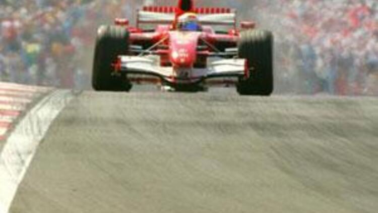 Formula 1 Petrol Ofisi Türkiye GP'sini Massa kazandı