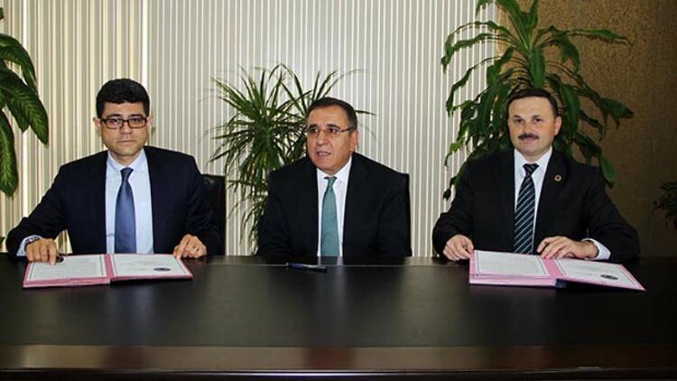 Zeytin ağaçlarını kesen Kolin şirketi 60 bin fidan dikmek için protokol imzaladı