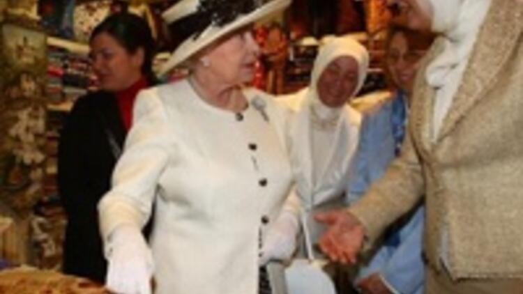 Kraliçe Bursa'da