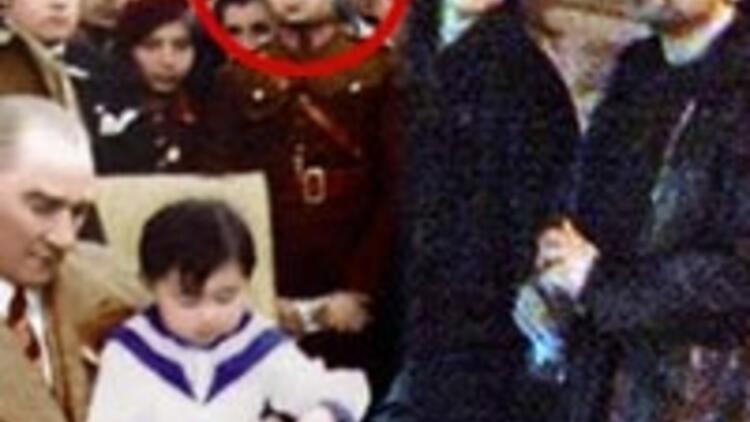 Ramin'in dedesi Atatürk'ün yaveri