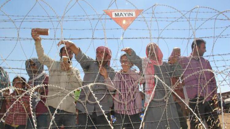 AFAD: 100 bin Suriyeli sığınmacı geldi