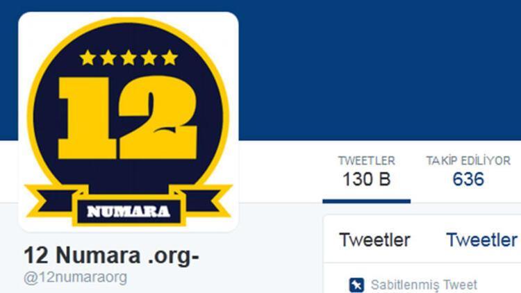 Fenerbahçe taraftar hesabı 12 Numara'ya engelleme kararı