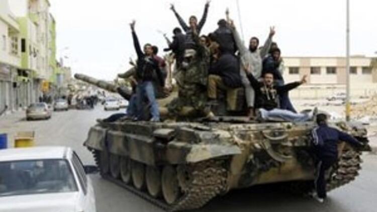 Libya ordusu müttefiklere direnebilir mi?