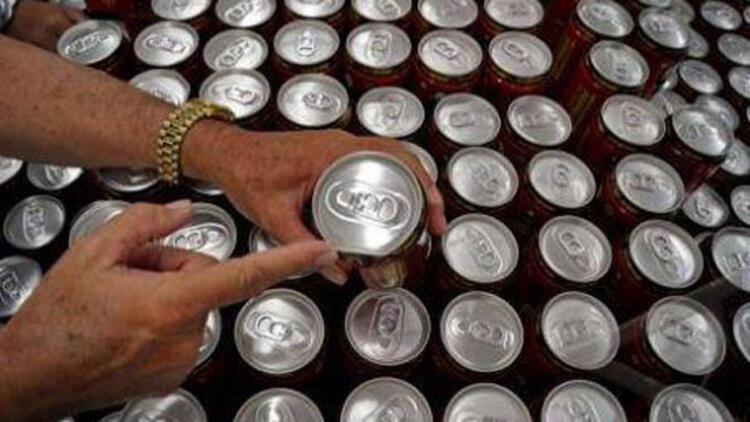 Kutu içeceklerin kapaklarına dikkat