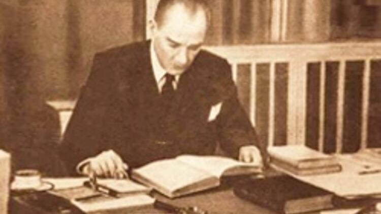 Atatürk'ün kitaplığı sanal ortamda