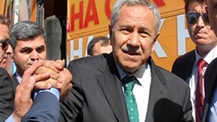 Arınç: İsrail ile anlaşma seçim sonrasında