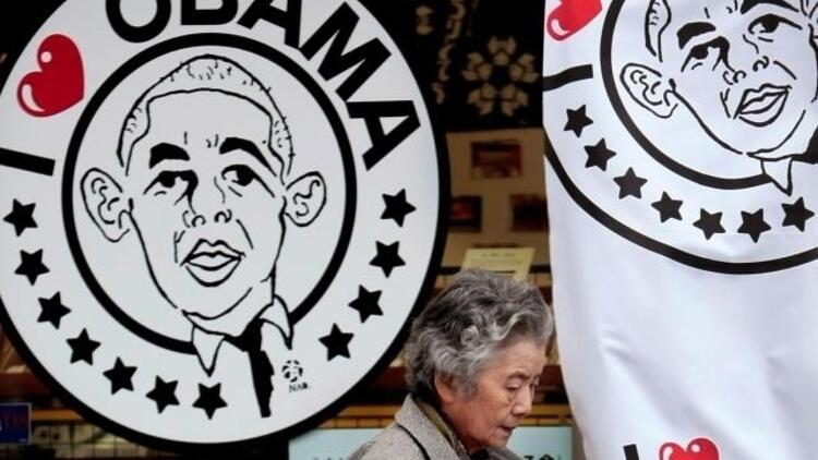 Photo Ed: Historic U.S. elections--World's eyes focused