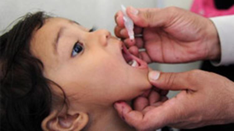 Dünya Sağlık Örgütü'nden Ortadoğu ve Avrupa'da çocuk felci alarmı