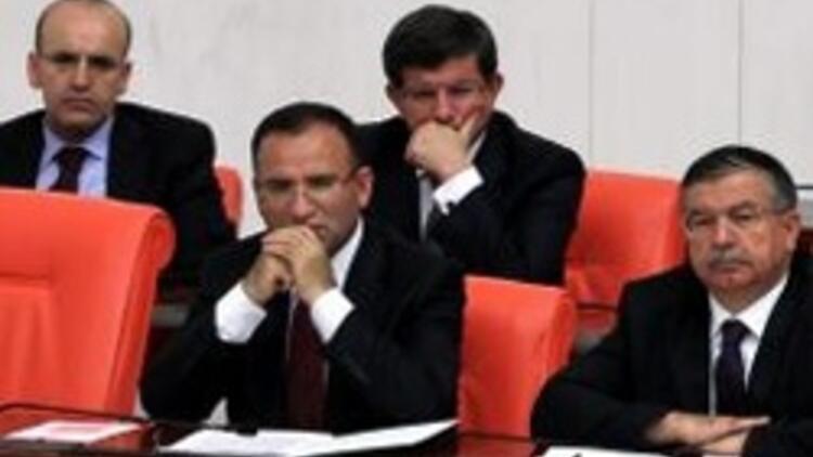 BDP'li Buldan'ın sözleri Meclis'i gerdi