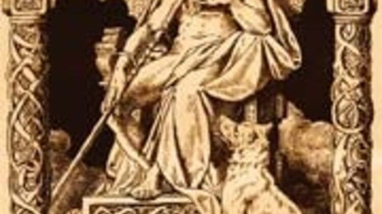 Odin Türk'müş