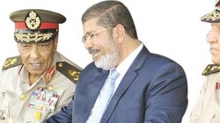 Mısır'da orduya darbe