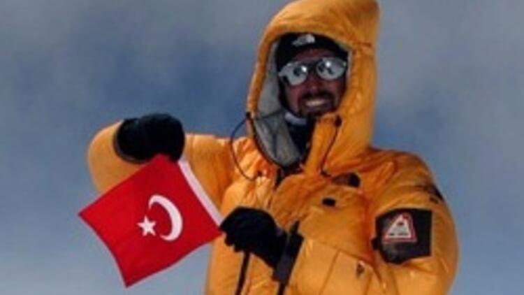 Milli dağcı Tunç Fındık'tan rekor denemesi