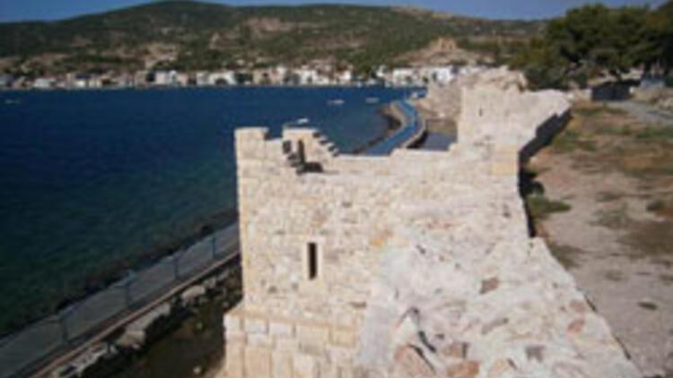 Foça Kalesi Dünya Mirası Geçici Listesi'nde