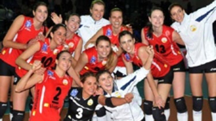 Voleybolda Türk takımlarının Avrupa başarıları