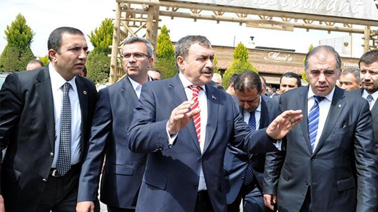 Bakan Eroğlu: İzmiri çiçek gibi yapacağız