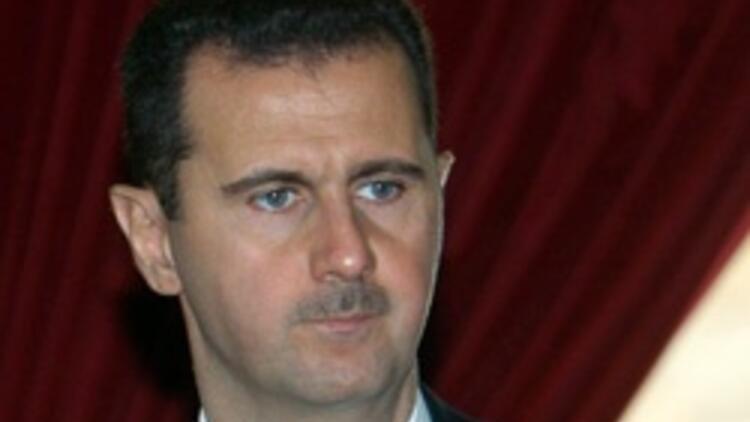 Esad'dan Başbakan Erdoğan'a başsağlığı mesajı