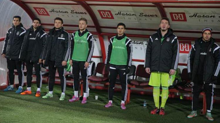 Beşiktaş'ta bir ilk: U21 takımından 5 oyuncu ilk 18'de