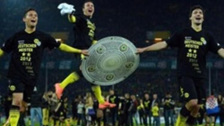Dortmund şampiyonluğunu ilan etti