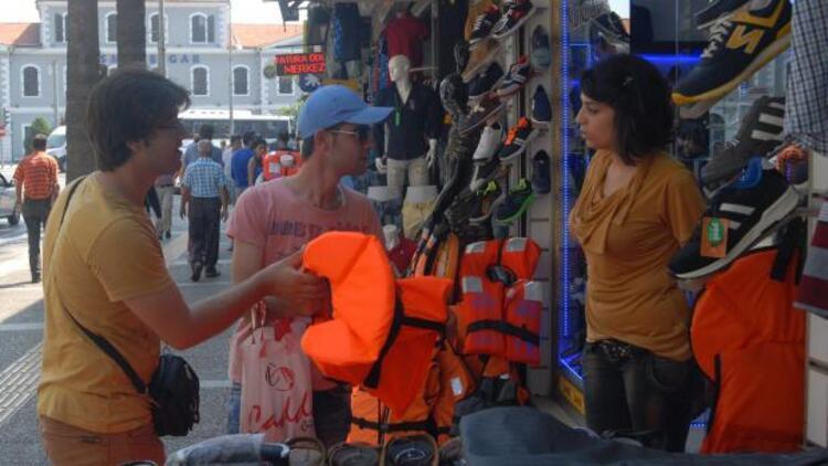 İzmir'de Suriye değişimi