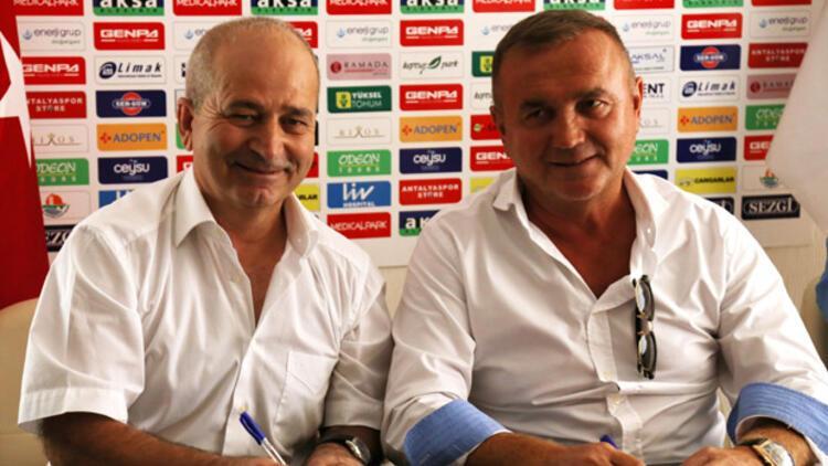 Antalyaspor'da Engin Korukır dönemi