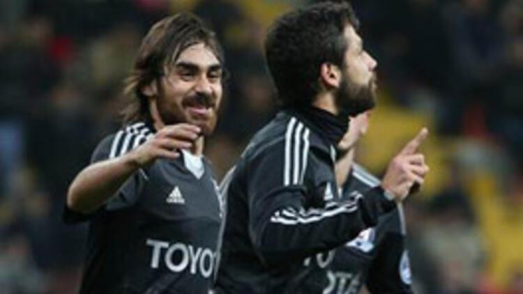 Kayserispor 0-3 Beşiktaş