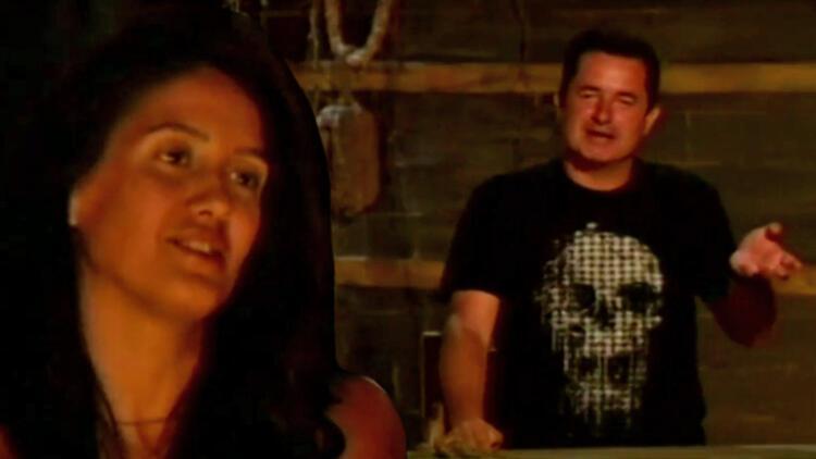 Survivor All Star'da Acun Ilıcalı'dan Sahra'yı şoke eden söz | İzle