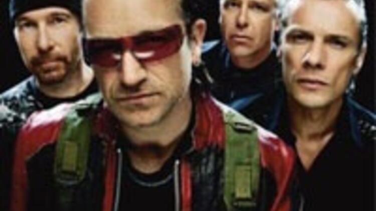 750 liraya U2 konseri