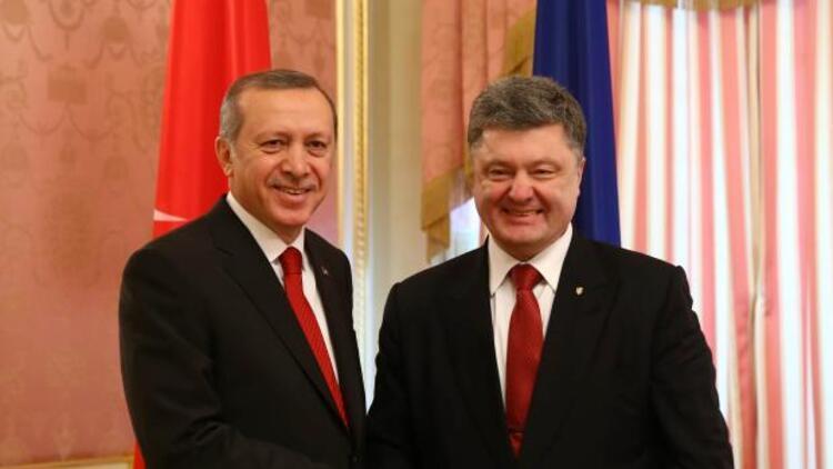 Erdoğan'dan Ukrayna'da önemli açıklamalar