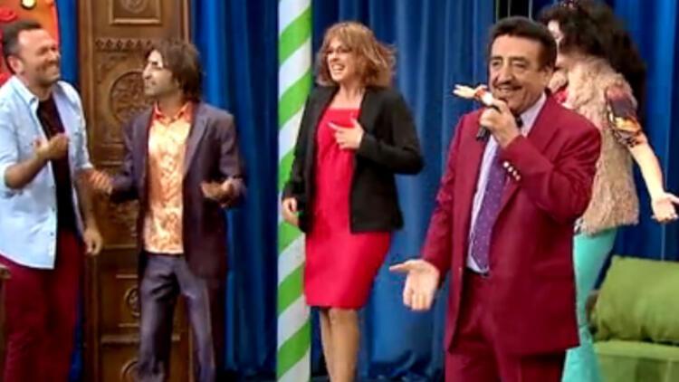 Güldür Güldür Show son bölümde Hakkı Bulut vardı