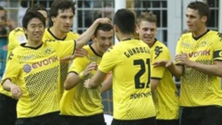 Borussia Dortmund'dan tarihi şampiyonluk