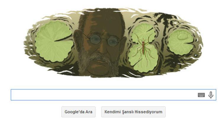 Carlos Juan Finlay neden Google'a doodle oldu