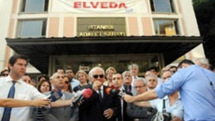 İstanbul Adliyesi'ne 'elveda'