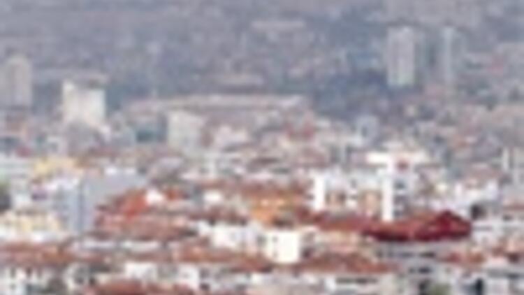 Alarming air pollution in Ankara